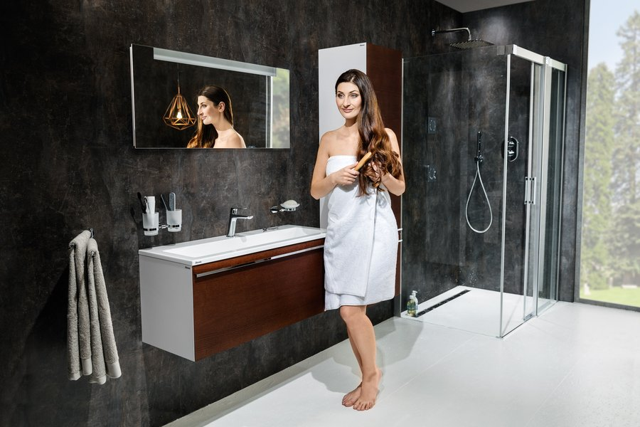 Зеркало Ravak CLEAR, 800х440 мм,  X000000765