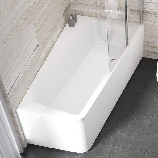 Ванна Ravak 10° 170х100 асимметричная, C811000000