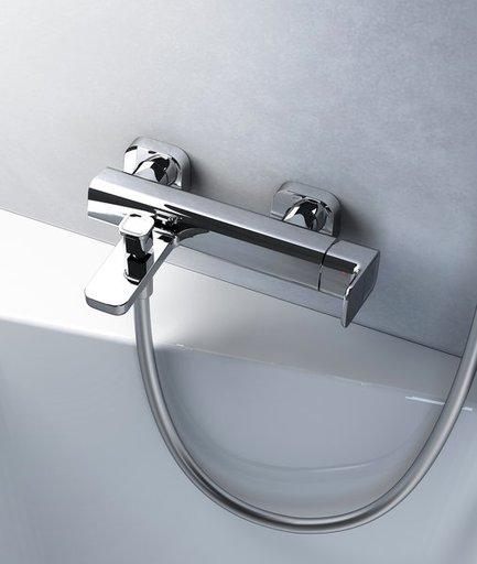 Смеситель для ванны TD 022.00/150 мм, X070065