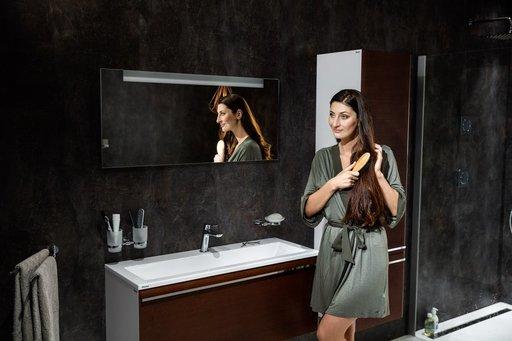 Зеркало Ravak CLEAR, 1000х440 мм,  X000000766