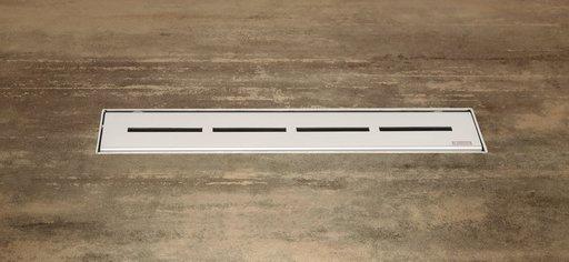 Душевой канал OZ RAVAK Runway 950 - stainless, X01390