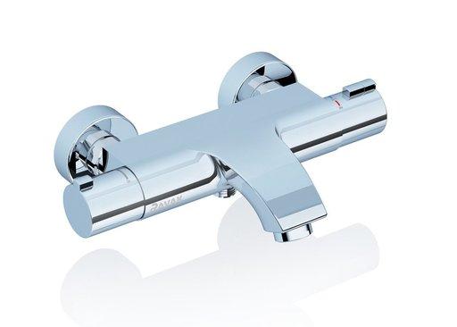 Смеситель настенный термостатический для ванны без гарнитуры Ravak Termo TE 082.00/150, X070046