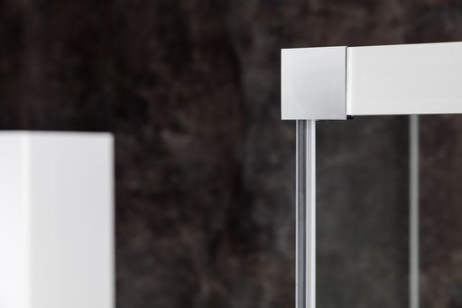 Душевой уголок Ravak MATRIX MSDPS-120/80, 1200х800 мм, левый, цвет профиля - блестящий, витраж - прозрачный, 0WLG4C00Z1