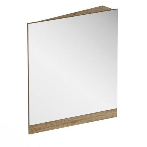 Зеркало Ravak 10°, 550х550 мм, цвет - белый, X000001073