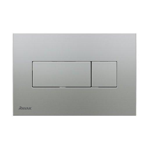 Кнопка инсталяционная Uni белая, X01457
