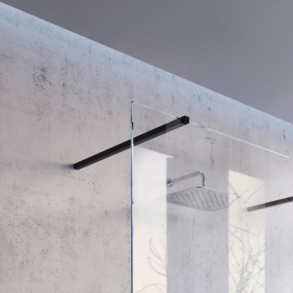 Душевая стенка отдельностоящая Ravak Walk-In Wall 1100х2000 мм, GW9WD0300Z1