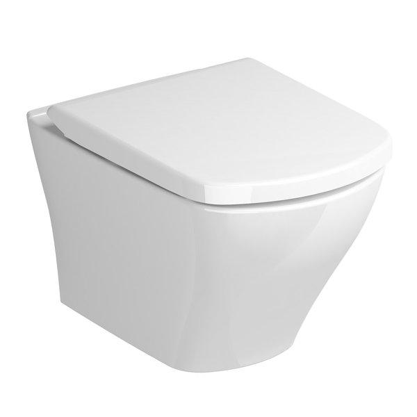 Сиденье для унитаза CLASSIC белое, цвет белый, X01672