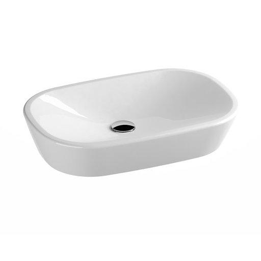 Умывальник Ravak Ceramic 600 O белый, XJX01160001