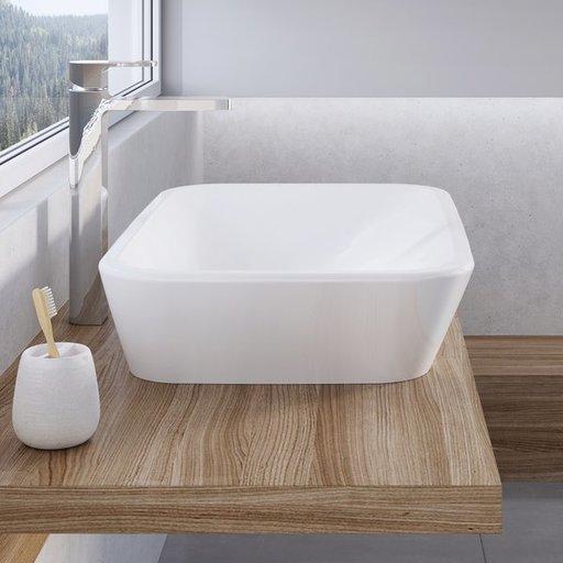 Умывальник Ravak Ceramic 600 R белый, XJX01160002