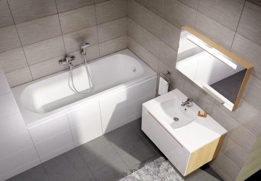 Ванна Ravak Domino 170х75 прямоугольная  + Sport Plus Hydro/Air Standart