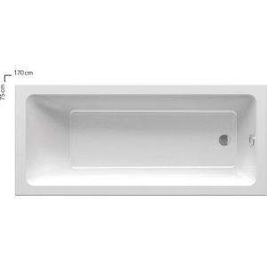 Ванна Ravak 10° 170х75 прямоугольная, CA71000000
