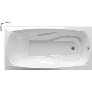 Ванна Ravak XXL 190х95 прямоугольная, CA91000000