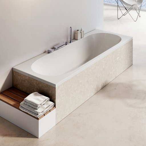 Ванна Ravak CITY 180х80 прямоугольная, C921300000 [Распродажа]