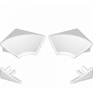 Набор (2 заглушки + 2 угловых соединения) для планки 11, B460000001