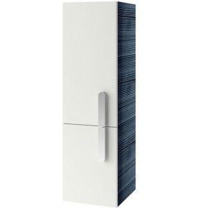 Шкаф боковой Ravak  SB 350 Chrome L оникс/белый, X000000544