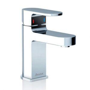 Смеситель для умывальника без донного клапана Ravak Chrome CR 012.00, X070041