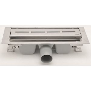 Душевой канал OZ RAVAK Runway 850 - stainless, X01388
