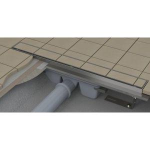 Душевой канал OZ RAVAK Floor 850 - stainless, X01430