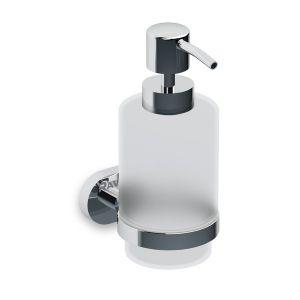 Дозатор для жидкого мыла  (стекло) CR 231, X07P223
