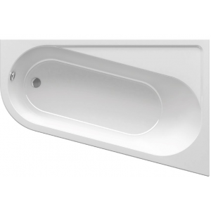 Ванна Ravak Chrome 170х100 асимметричная правая, CA41000000