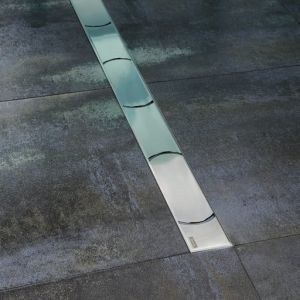 Душевой канал OZW RAVAK Chrome 1050 -  stainless, X01633
