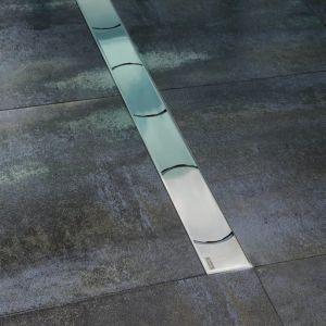 Душевой канал OZW RAVAK Chrome 850  - stainless, X01627
