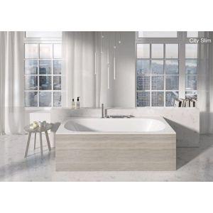 Боковая панель для ванны CITY 80 L сатиновое дерево, X000001108